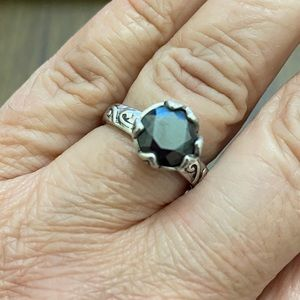 Silpada Burnished Beauty Ring